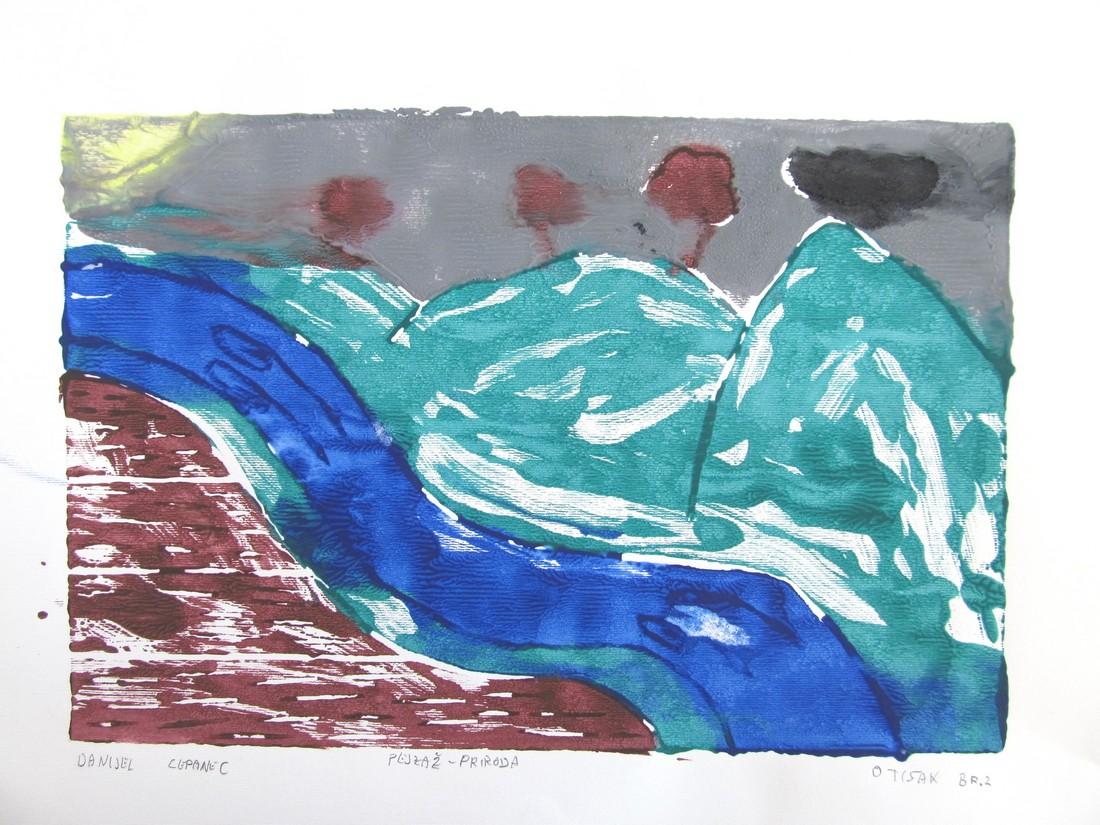 Plava rijeka