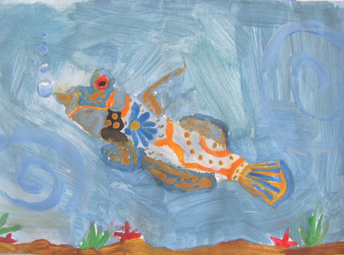 Šarena riba