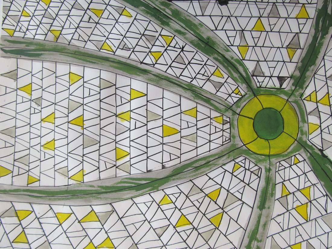 Detalj s kupole