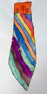 helena-lorela-bunic-kravata