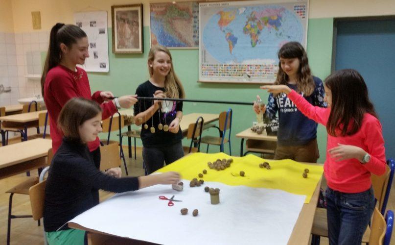 Etnografska grupa naše škole