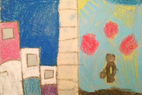 Ilustracije priče Dome, slatki dome