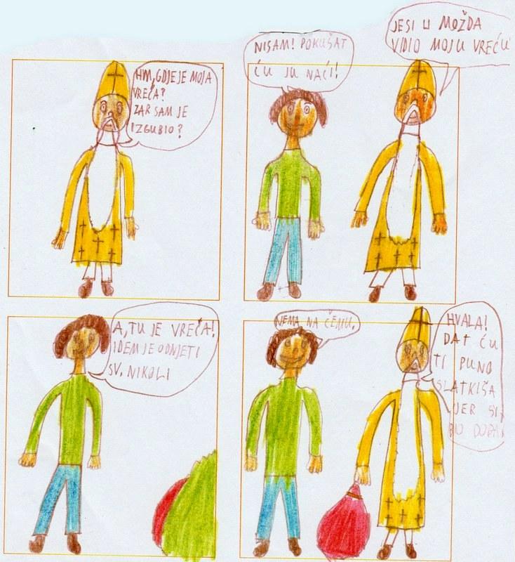 Strip o vreći sv. Nikole