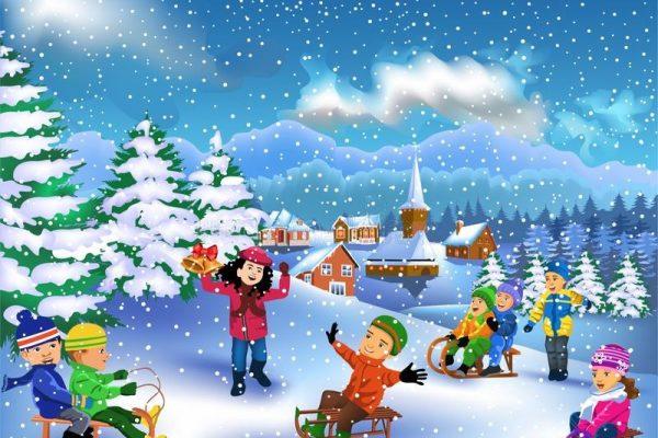 Činkvine o Božiću i zimi
