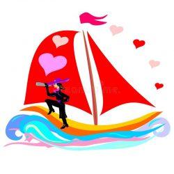 Zaljubljeni brod