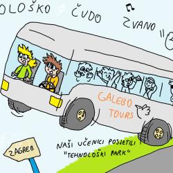 Bus u Zagreb - bus iz Zagreba