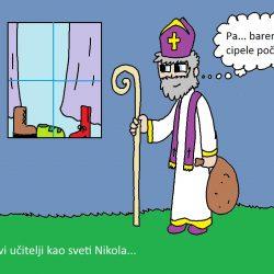 Svi vole sv. Nikolu