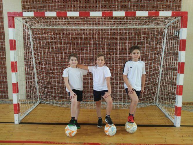 Naši mali nogometaši