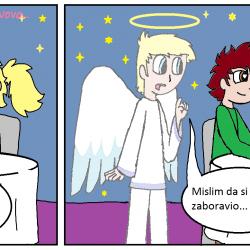 Anđeli čuvari na valentinovo