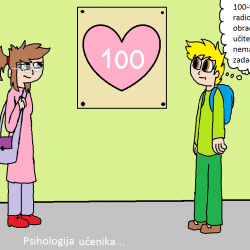 100-ti dan škole: kako o njemu razmišljamo