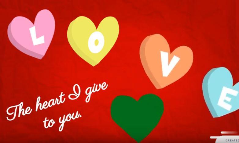 Valentinovski videi