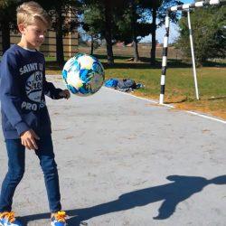 Intervju s Antoniom Tuškan, učenikom naše škole i nogometašem NK Varteks