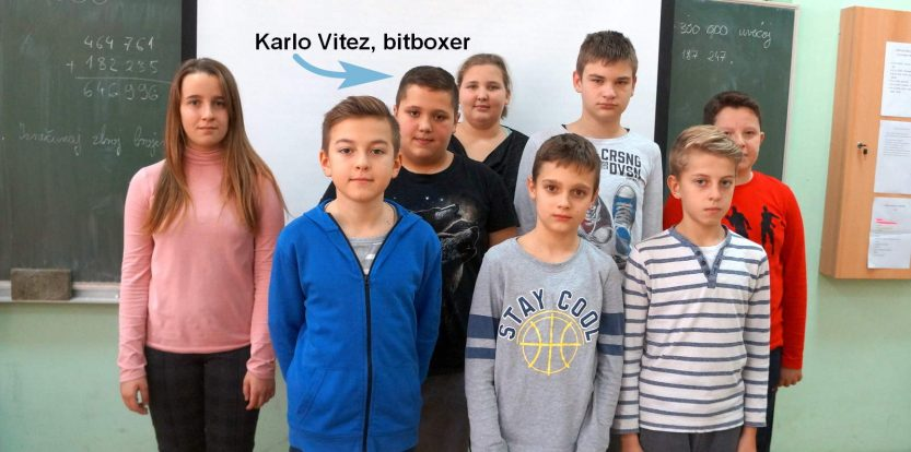 Bitboxer Karlo Vitez