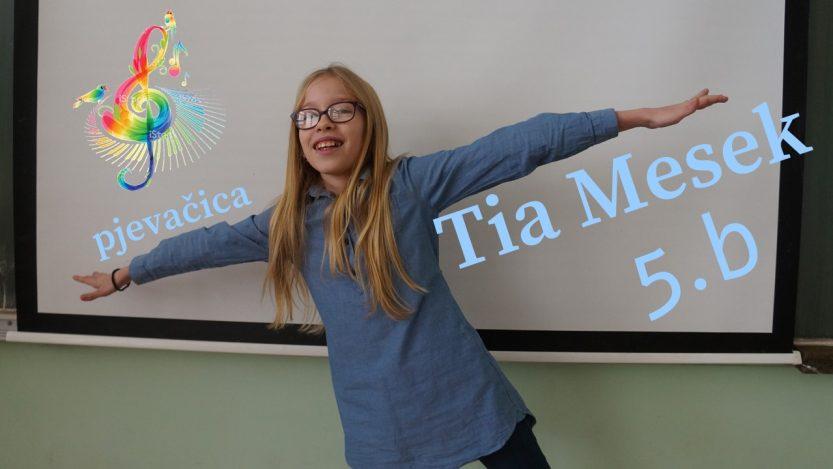 Pjevačica Tia