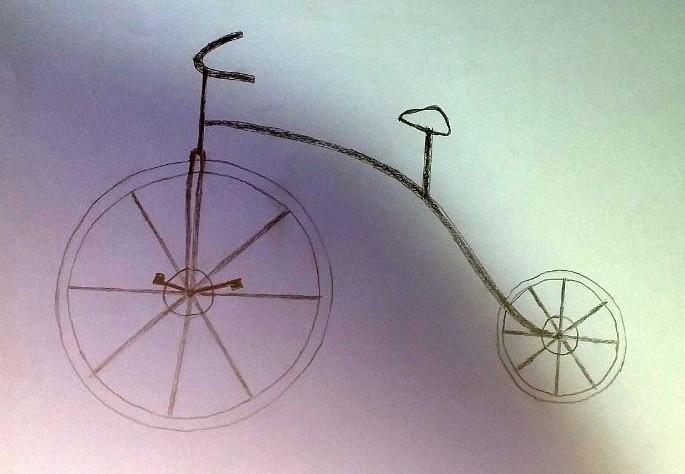 Bicikl iz prošlosti,Ivona Laljek