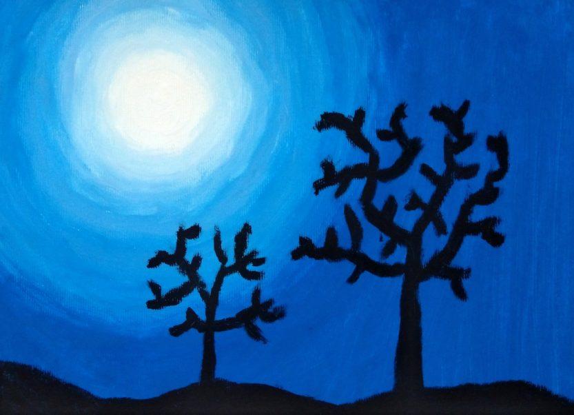 Zimska noć