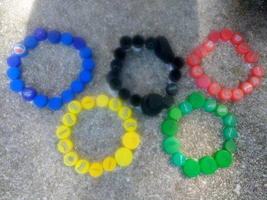 Recikliramo – kreiramo olimpijske krugove