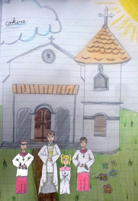 Što je Crkva, a što crkva?