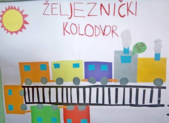 Željeznički kolodvor u Sračincu