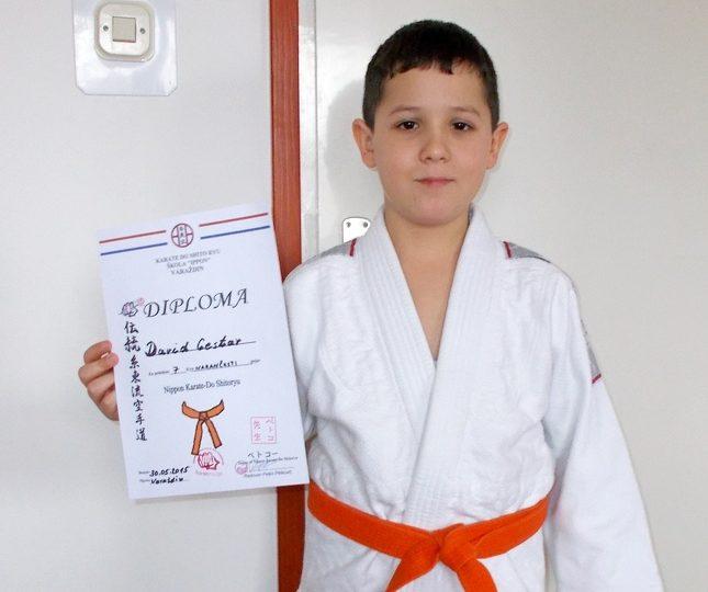 Obožavam karate