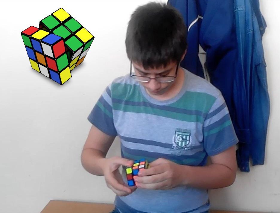 Najbrži u slaganju Rubikove kocke