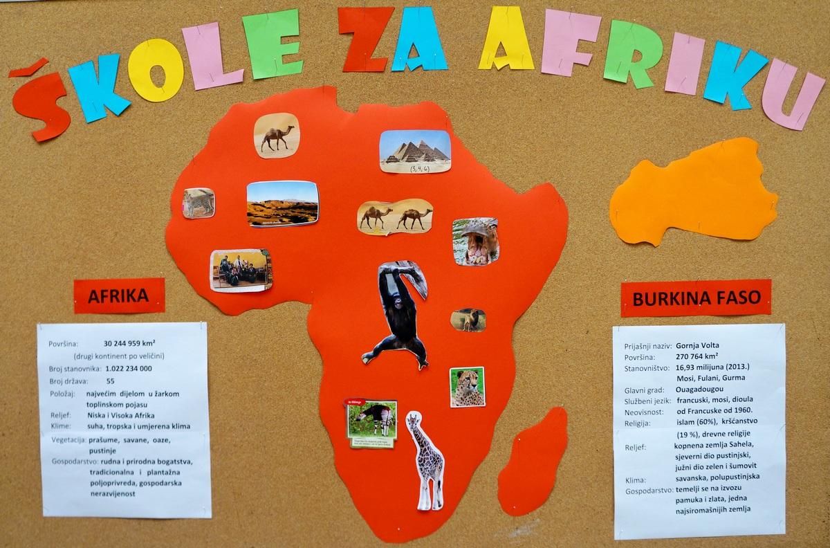 1.c za djecu Afrike