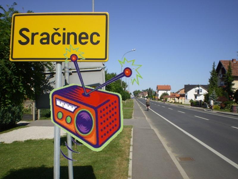 Radio emisija o Sračincu