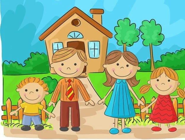 Moja obitelj iz mašte
