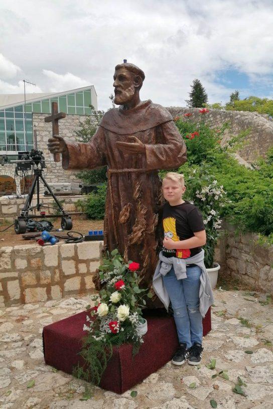 50. obljetnica proglašenja svetim Nikole Tavelića