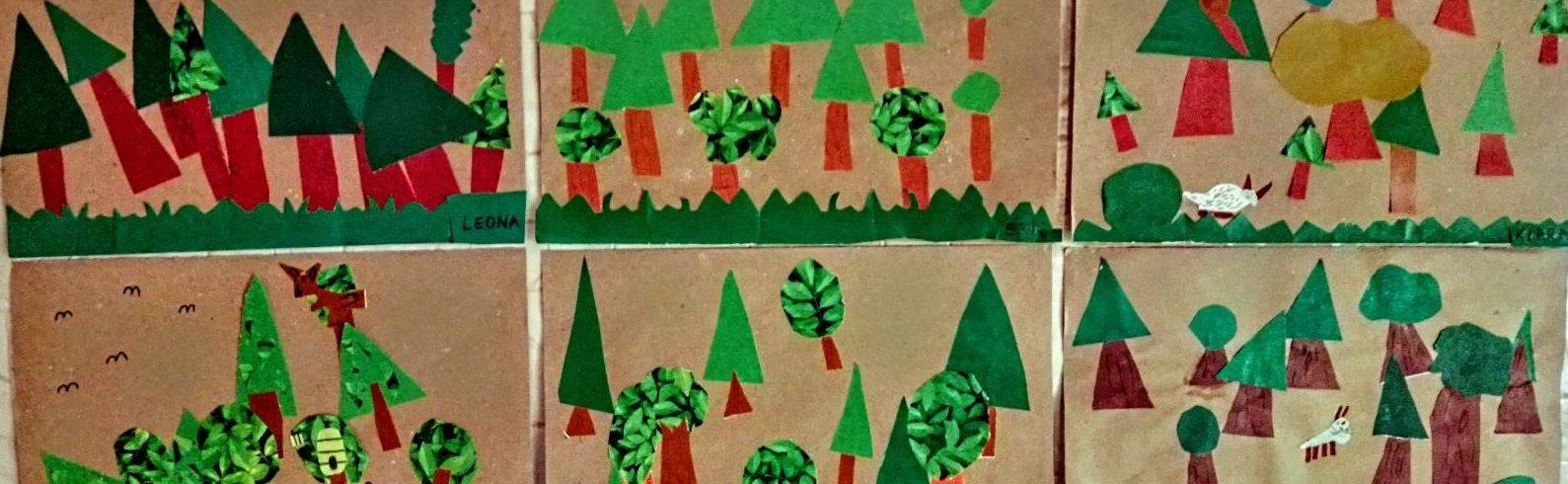 Volimo i čuvajmo šume!